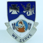 DUI, 23rd Infantry Regiment, Motto, WE SERVE