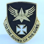 DUI, 8th Aviation Battalion, Motto, TO THE SOUND OF THE GUNS