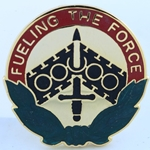 DUI, 49th Quartermaster Group, Motto, FUELING THE FORCE