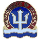 DUI, 97th Training Brigade, Motto, PREPAREDNESS BY EXAMPLE