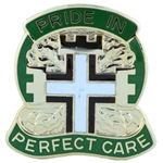 DUI, 98th General Hospital, Motto, PERFECT CARE