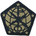 Patch, 205th Military Intelligence Brigade Color