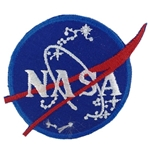 Patch, NASA National Aeronautics and Space Administration