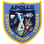 Patch, Apollo 10 Mission