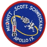 Patch, Apollo IX Mission