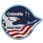 Patch, STS-2 Space Shuttle Columbia Mission