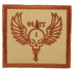 Patch, Operational Detachment Alpha (ODA) 5422, Type 1, Desert - Spice Brown