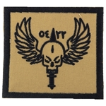 Patch, Operational Detachment Alpha (ODA) 5422, Type 1, Desert - Black
