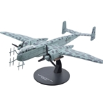 Jukers Stuka Ju 87 D5 Deagostini Diecast Model 1:72 WW2 Dive Bomber