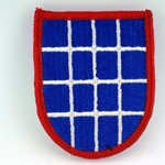 Beret Flash, 10th Military Police Detachment (CID)