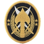 Patch, U.S. Special Operations Joint Task Force Operation Inherent Resolve, A-1-1119, Color