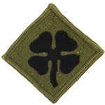Patch, 4th Army, Color
