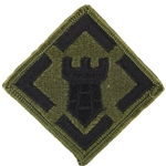 Patch, 20th Engineer Brigade, Color