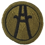 Patch, 2nd Logistical Command, Color