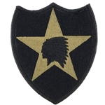 Patch, 2nd Infantry Division, MultiCam®