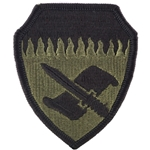Patch, 1st Aviation Brigade, Color