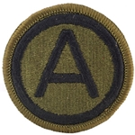 Patch, 3rd Army  U.S. Army Central, Color