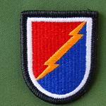 Beret Flash, 4th Brigade, 25th Infantry Division