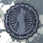 ACU Sew-on NG Recruiting and Retention Badge, Senior