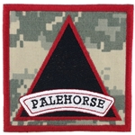"Patch, 7th Squadron, 17th Cavalry Regiment ""Palehorse"", ACU"