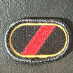 Oval, 28th Ordnance Company