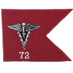 Patch, 72nd Veterinary Detachment
