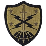 Patch, 91st Cyber Brigade, A-1-1121, OCP with Velcro®
