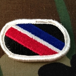 Oval, Special Operations Command, South