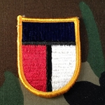 Beret Flash, Special Operations Command, Pacific