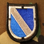 Beret Flash, Special Operations Command, Europe