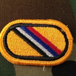 Oval, Special Forces Detachment, Korea