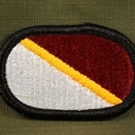 Oval, 250th Forward Surgical Team (Airborne) ERROR
