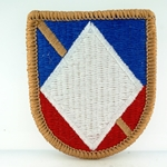 Beret Flash, 11th Quartermaster Company