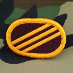 Oval, 541st Medical Detachment