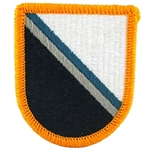 Beret Flash, Co C (A) , 14th Military Intelligence Battalion