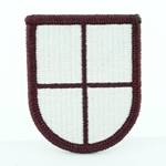 Beret Flash, 67th Medical Team (Surgical) (Airborne)