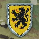 Patch, Bundeswehr, 10th Armored Division, Only 1 In Stock