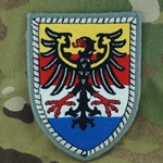 Patch, Bundeswehr, 14. Panzergrenadierdivision, Only 1 In Stock