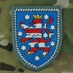 Patch, Bundeswehr, Armored Brigade 39, Only 1 In Stock