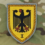 Patch, Bundeswehr, I. Corps, Only 1 In Stock