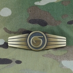Badge, Bundeswehr, ABC defense and self-defense personnel, Bronze, Only 1 In Stock