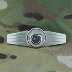 Badge, Bundeswehr, ABC defense and self-defense personnel, Silver, Only 1 In Stock