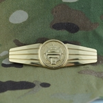 Badge, Bundeswehr, Air Traffic Control Personnel, Gold, Only 1 In Stock