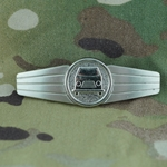 Badge, Bundeswehr, Automotive Staff, Silver, Only 1 In Stock