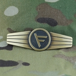 Badge, Bundeswehr, Liaison Officer, Bronze, Only 1 In Stock