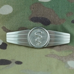 Badge, Bundeswehr, Medical Personnel , Silver, Only 1 In Stock