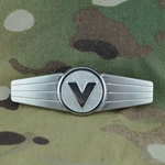Badge, Bundeswehr, Supply & Transportation, Silver, Only 1 In Stock