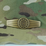 Badge, Bundeswehr, Technical Staff (Army), Bronze, Only 1 In Stock