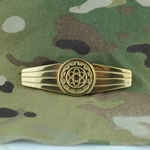 Badge, Bundeswehr, Technical Staff (Army), Gold, Only 1 In Stock