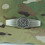 Badge, Bundeswehr, Technical Staff (Army), Silver, Only 1 In Stock